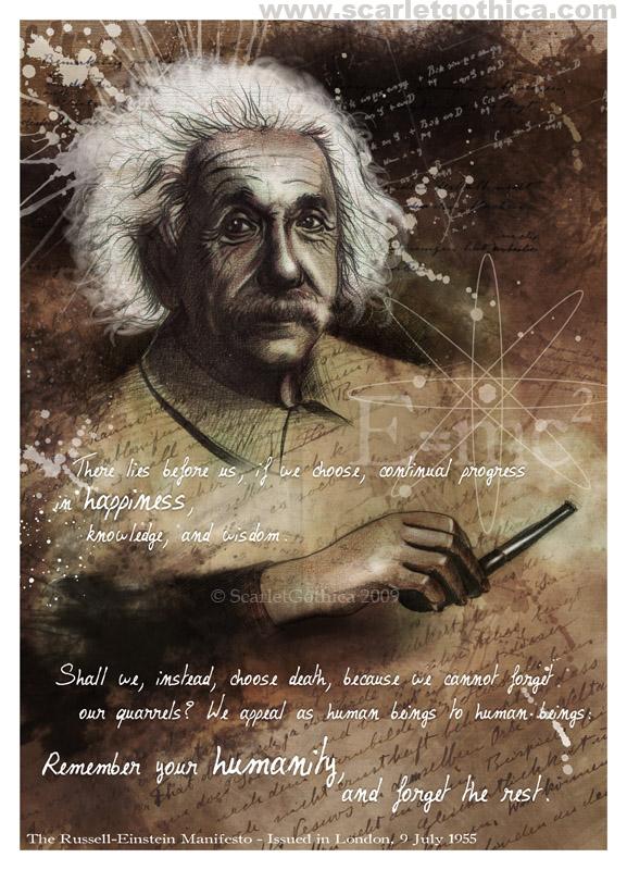 Albert Einstein Manifesto