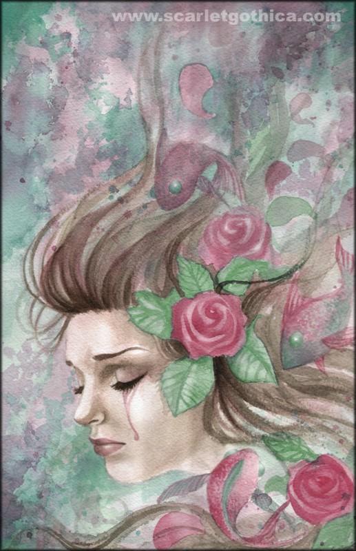 Ophelia's Tear
