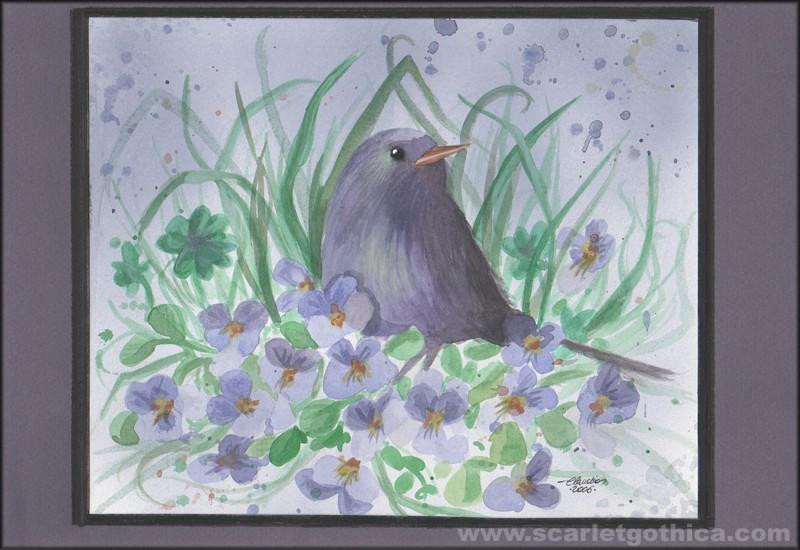 Uccellino Azzurro